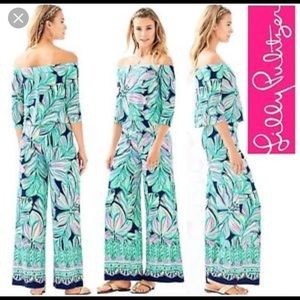 NEW Lilly Pulitzer 2 Piece Weslee Set!